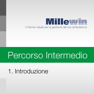 Millewin – Corso INTERMEDIO – 1. Introduzione