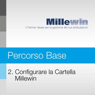 Lezione 2) Configurare la cartella Millewin