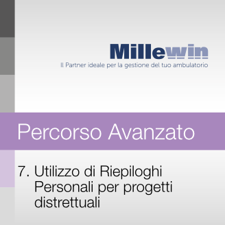 7) Riepiloghi Personali per Prog. distrett.