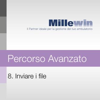 8) Inviare il file