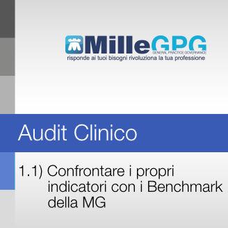 MilleGPG – Confrontare i propri indicatori con i Benchmark della MG