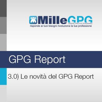 Le Novità del GPG Report
